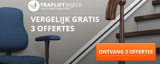 Hoeveel kost een tweedehands of gebruikte traplift?